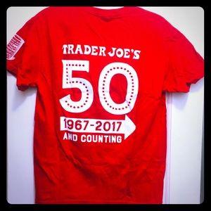 Other - Trader Joe's 50 anniversary CREW T-shirt